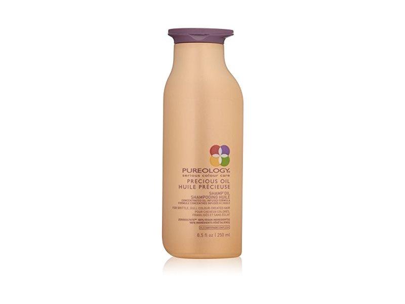 Pureology Precious Oil Shampoo, 8.5 fl oz