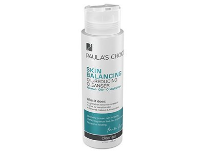 Paula's Choice Skin Balance Oil-Reducing Cleanser-with Ceramides & Aloe, 16 Ounce Bottle - Image 3