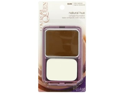 CoverGirl Queen Natural Hue Compact Foundation - All Shades, Procter & Gamble - Image 4