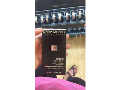 Dermablend Smooth Liquid Camo 30w Bisque - Image 1