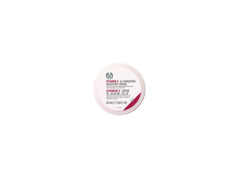 Vitamin E Illuminating Moisture Cream, The Body Shop