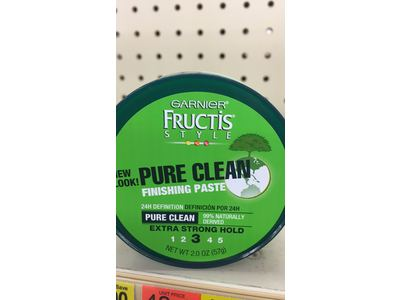Garnier Fructis Style Pure Clean Finishing Paste, 2 oz. (Pack of 6) - Image 3