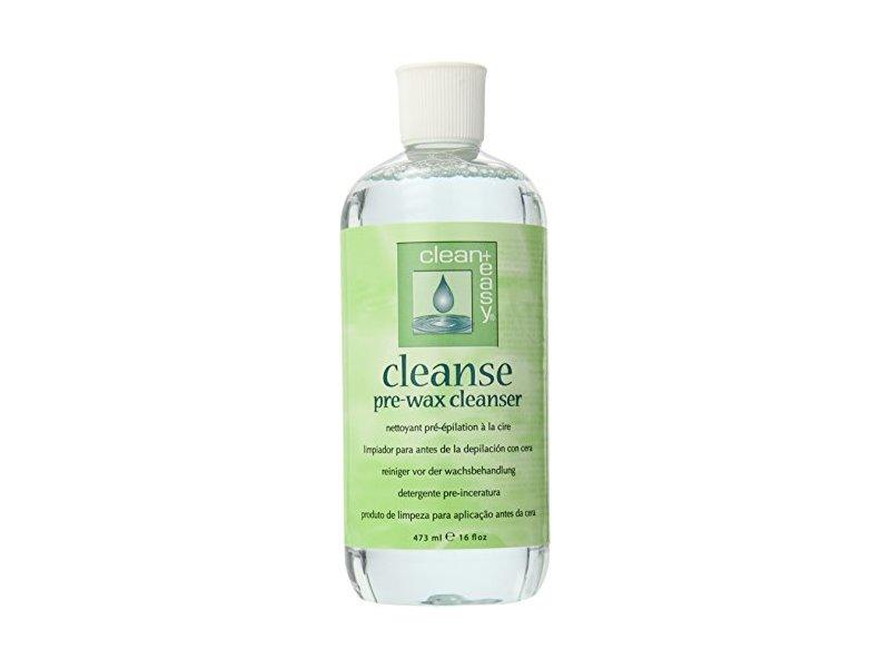 Clean + Easy Cleanse Pre Wax Cleanser, 16 Fluid Ounce