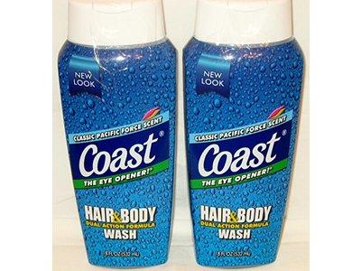 Coast Hair & Body Wash, Classic