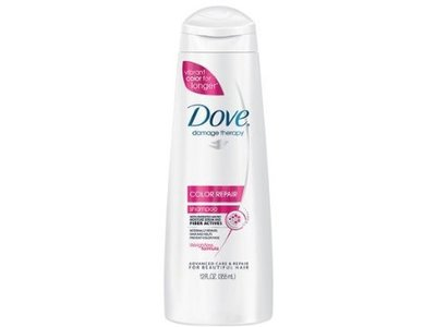 Dove Advanced Care Color Repair Therapy Shampoo For Colored Or Hightlighted Hair - Image 1