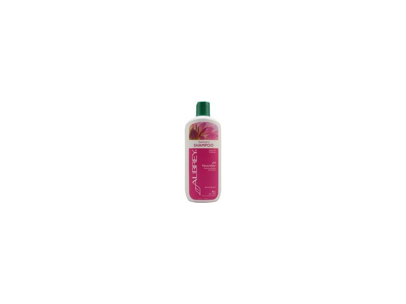 Aubrey Organics Swimmer's Shampoo, Almond Apricot, 11 fl oz