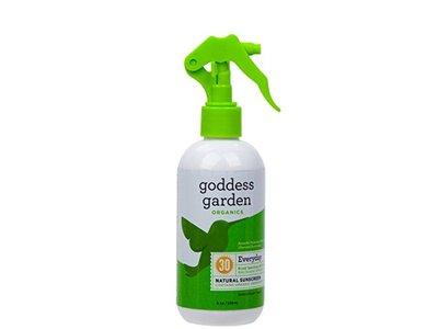 Goddess Garden Sunny Body Natural Sunscreen Trigger SPF 30 Spray, 8.0 Ounce
