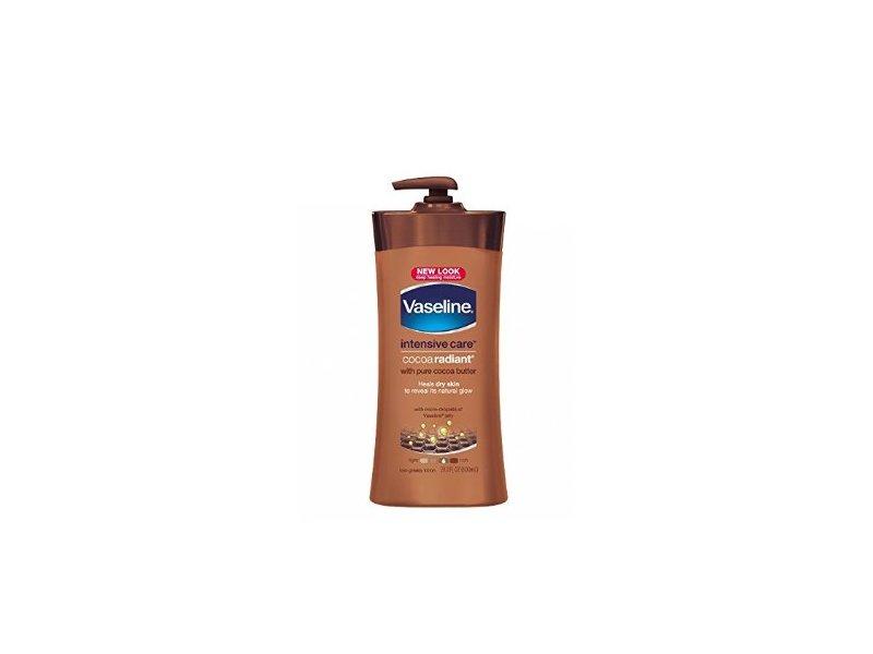 Vaseline Total Moisture Cocoa Radiant Body Lotion, 20.3 oz
