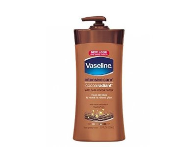 Vaseline Total Moisture Cocoa Radiant Body Lotion, 20.3 oz