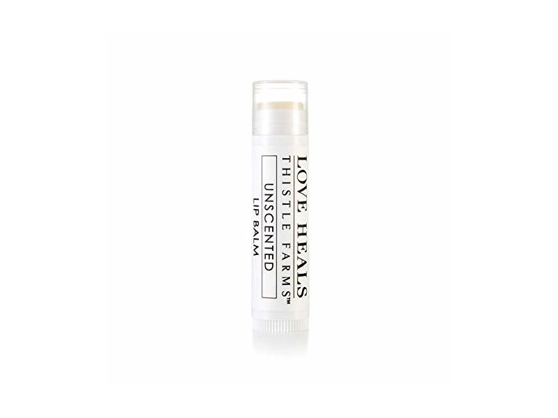 Thistle Farms Natural Hydrating Beeswax Lip Balm, Unscented