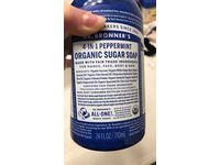 Dr. Bronner's Organic Sugar Soap, Peppermint, 24 fl oz - Image 4