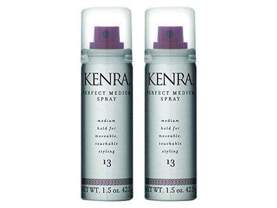 Kenra Perfect Medium Spray #13, 55% VOC, 1.5-Ounce (2-Pack)