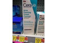 CeraVe Acne Foaming Cream Cleanser, 5 fl oz (150 mL) - Image 4