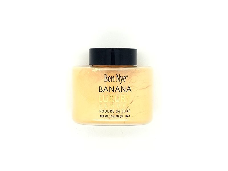 Ben Nye Luxury Powders, Banana, 1.5 oz
