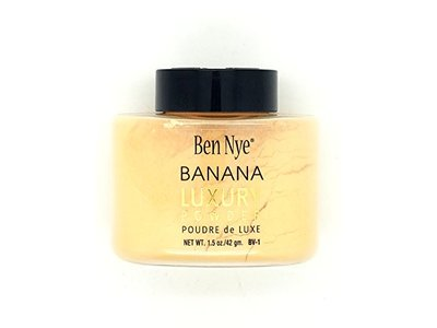 Ben Nye Luxury Powders, Banana, 1.5 oz - Image 1