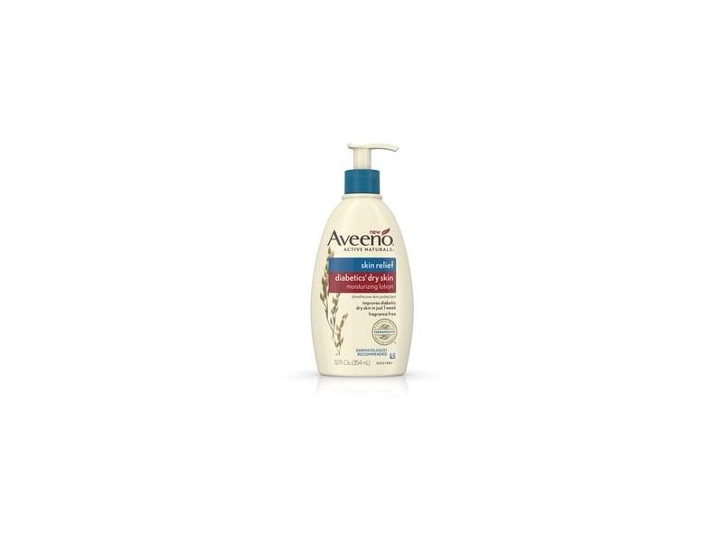 Aveeno Skin Relief Diabetics Dry Skin Lotion