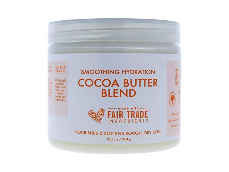 SheaMoisture Smoothing Hydration Cocoa Butter Blend, 12.5 oz