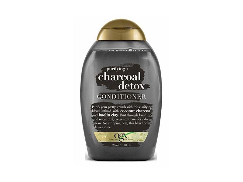 Ogx Purifying + Charcoal Detox Conditioner, 13 fl oz