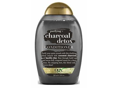 Ogx Purifying + Charcoal Detox Conditioner, 13 fl oz