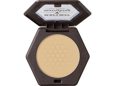 Burt's Bees 100% Natural Mattifying Powder Foundation, Bare, 0.3 oz