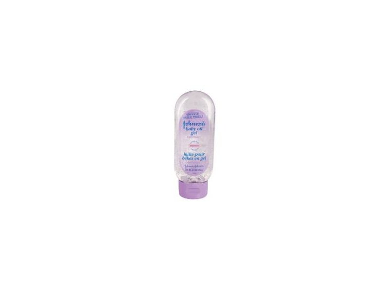 Johnson S Baby Oil Gel Lavender 6 5 Oz Ingredients And