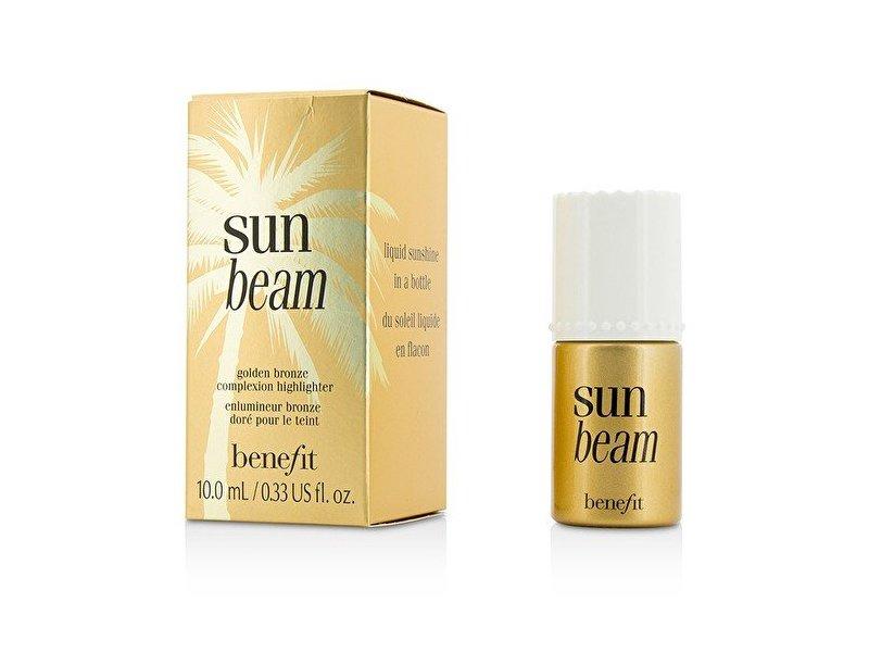Benefit Sun Beam Golden Bronze Complexion Highlighter, 0.33 Ounce