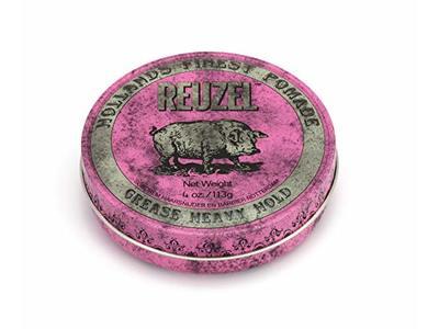 Reuzel Pink Pomade, 4 oz