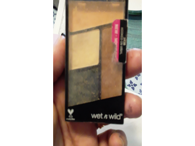 Wet 'N Wild Color Icon Eyeshadow Quad, Hooked On Vinyl 343B, 0.16 oz - Image 3