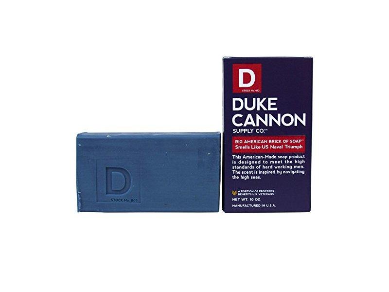 Duke Cannon Men's Bar Soap, 10oz.
