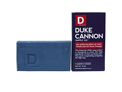Duke Cannon Men's Bar Soap, 10oz.
