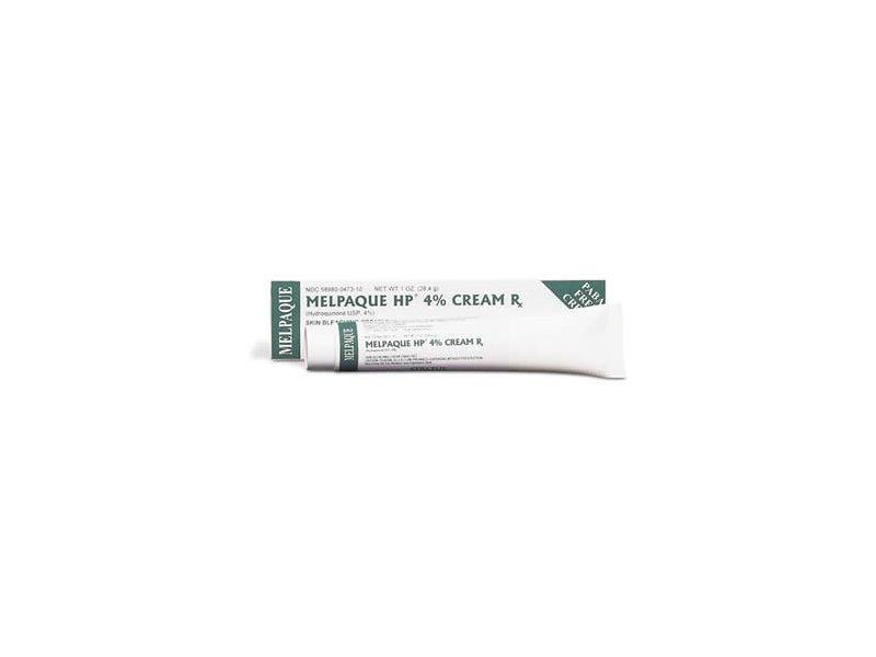Melpaque HP 4% Cream (RX) 14.2 Grams, Stratus Pharmaceuticals, Inc.