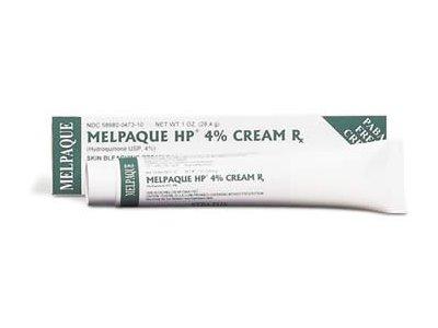 Melpaque HP 4% Cream (RX) 14.2 Grams, Stratus Pharmaceuticals, Inc. - Image 1