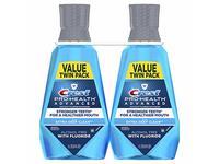 Crest Pro-Health Advanced, Extra Deep Clean Fresh Mint Mouthwash, 33.8 fl. oz. - Image 2