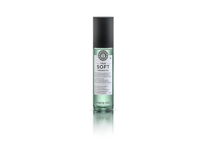 Maria Nila True Soft Argan Oil, 3.4 fl oz