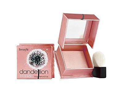 Benefit Cosmetics Highlighter Dandelion Twinkle, 0.01 oz