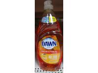 Dawn Antibacterial Hand Soap Dishwashing Liquid, Orange, 19.4 fl oz/573 mL - Image 3