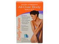 Sally Hansen All Over Body Wax Hair Removal Kit - Image 2