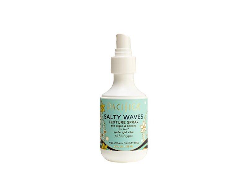 Pacifica Beauty Salty Waves Texture Spray, 4 Fluid Ounce