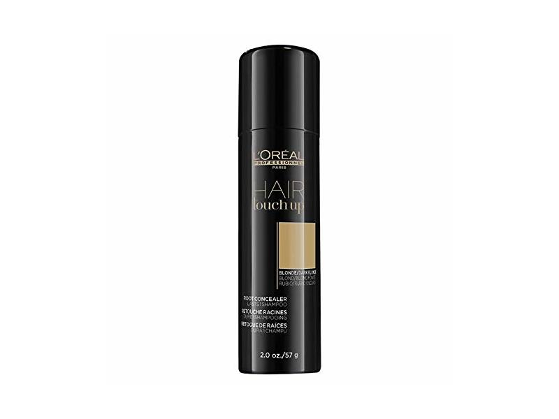 L'Oreal Hair Touch Up Root Concealer, Blonde/Dark Blonde, 2 Ounce