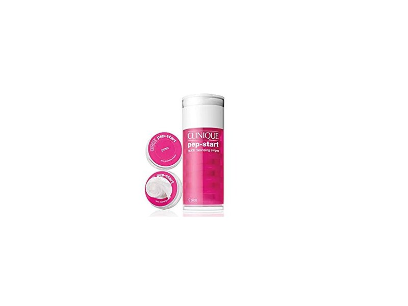 CLINIQUE Pep-Start Cleansing Swipes Pop-Ups