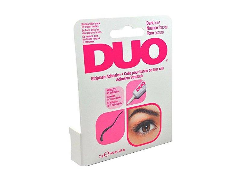 Duo Striplash Adhesive, Dark Tone, 0.25 oz