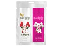Que Bella Bath & Beauty Mud Masks, Rose and Green Tea & Pomegranate - Image 2