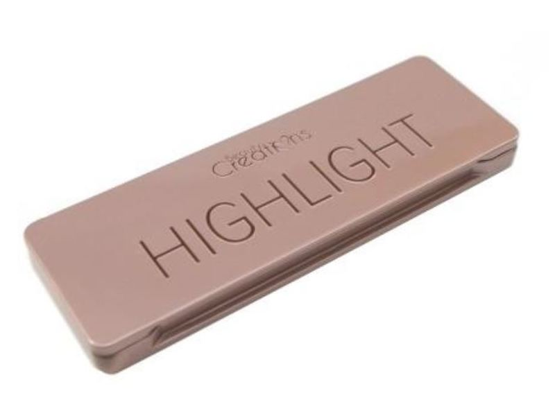 Beauty Creations Highlight Palette, 0.62 oz