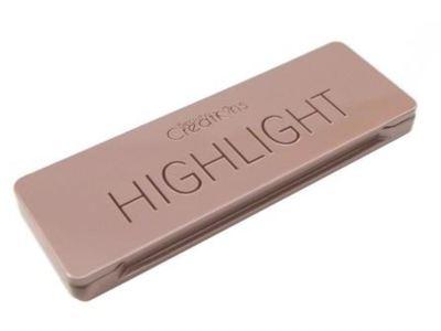 Beauty Creations Highlight Palette, 0.62 oz