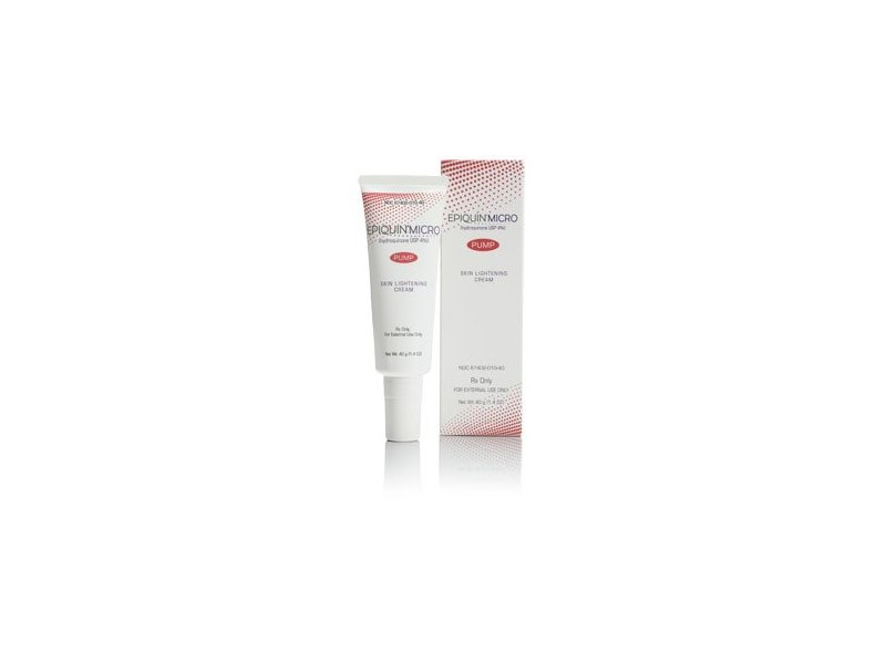Epiquin Micro Topical Cream 4% (RX) 30 Grams, Skinmedica