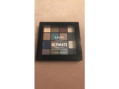 Nyx Professional Makeup Ultimate Shadow Palette, Ash - Image 3