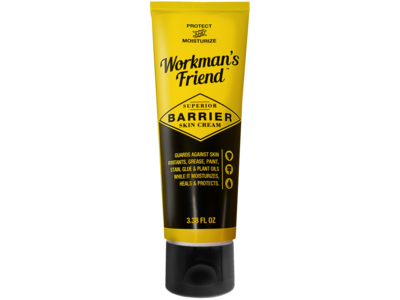 Workman's Friend Barrier Skin Cream, 3.38 fl oz