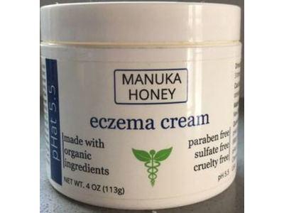 Phat 5.5 Manuka Honey Eczema Cream, 4 oz/113 g