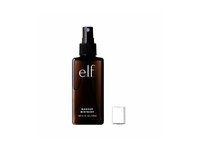 e.l.f. makeup Mist & Set, 4.1 fl oz/120 ml