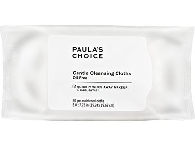 Paula's Choice Gentle Cleansing Cloths, Oil-Free, 30 ct